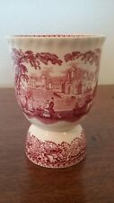Mason's England Vista Pink Pattern Double Egg Cup