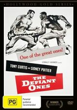 The Defiant Ones (DVD, 2015) NEW R4  Tony Curtis Sidney Poitier
