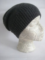 Luxurious Slouchy Cashmere Beanie Hat