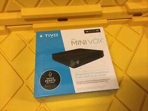 New! TiVo MiniVox 4k Factory Sealed
