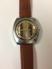 Vintage Men's Rado Conway Watch with Day/Date 4001