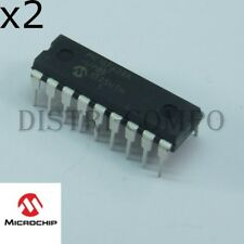 PIC16F628A-IP Microcontrôleur DIP-18 Microchip RoHS (lot de 2)