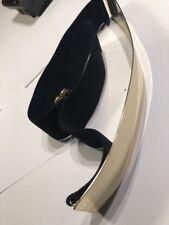 Black BELT BLACK GOLD WIDE WASTE SIZE WOMENS H&M Size M