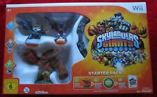 Skylanders Giants PS3 Nintendo Wii Spiel Starter Pack, Neu-OVP