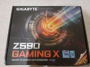 GIGABYTE Z590 GAMING X LGA 1200, Intel ATX Motherboard