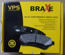 BRAND NEW BRAXE FRONT BRAKE PADS XMD617 / D617 FITS VEHICLES ON CHART