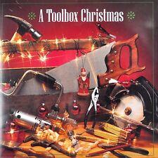 Toolbox Christmas CD Novelty Powertools Instrumentals Woody Phillips 1996 Gourd