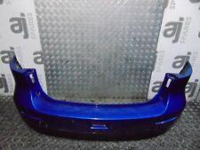 MITSUBISHI LANCER GS2 2.0 2011 REAR BUMPER (BARE) BLUE