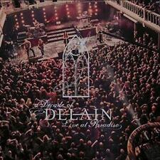 Delain - A Decade Of Delain - Live At Paradiso (NEW CD+DVD+BLU-RAY SET)