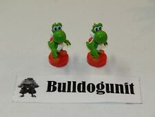 Super Mario Chess Collector's Edition Board Game 2 Yoshi Knight Pieces Only 2009