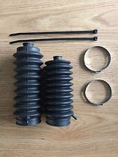 Rack & Pinion Bellow/Boot -6 PIECE KIT-IN STOCK-2 Boots 2 Clamps 2 Tie- Integra