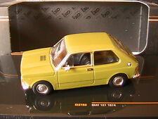 SEAT 127 1974 GREEN IXO CLC153 1/43 LHD LEFT HAND DRIVE 1/43 VERTE VERDE GRUN