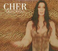 "Believe [US CD/12"" Single] [Single] by Cher (CD, Nov-1998, Warner Bros) 10 TRACK"