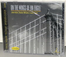 CHESKY Hybrid SACD 318: Hicks, Williams - On The Wings Of An Eagle - 2006 SEALED