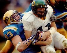 Dave Ball All American UCLA NY Jets SIGNED 8x10 Photo
