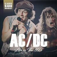 AcDc - Live In The 80s  Radio Broadcast [CD]