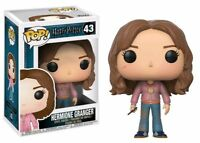 "HARRY POTTER - HERMIONE GRANGER WITH TIME TUNER 3.75"" POP VINYL FIGURE FUNKO 43"