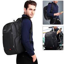 """DTBG 15.6"""" Tablet Laptop Backpack Business Shoulders Bag + USB Port ,US Seller"""