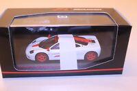 Minichamps Hekorsa Edition McLaren BMW F1 GTR SWB White & Red LTD 999pcs 1/43