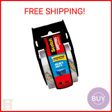 New Listingscotch Heavy Duty Shipping Packaging Tape With Dispenser