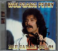Wolfgang Petry - Die Jahre'88-'91 - 2CD - mit original handsigniertem Booklett