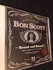 Bon Scott-Round and Round/THE FORGOTTEN TALES New/STILL SEALED AC/DC AC DC