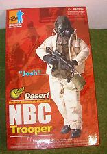 Escala 1/6 Dragón nos moderna Josh desierto nuclear biológico química NCB tropa