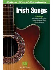Guitar Chord Songbook Irish Songs Play Tunes Celtic Lyrics & Chords MUSIC BOOK