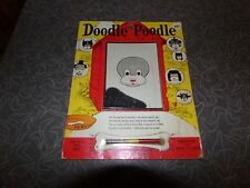 Vintage Doodle Poodle Magnetic Wand Toy