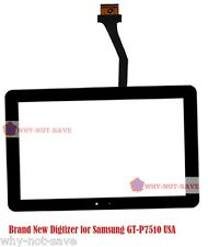 Touch Glass screen Digitizer Replacement for Samsung Galaxy TAB GT-P7510 10.1