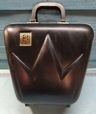 Vintage BRUNSWICK Hard Shell Bowling Ball & Shoe Carrying Case