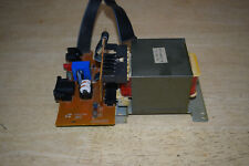 Technics SU-V500 Stereo Amplifier Part - Transformer + Power Supply