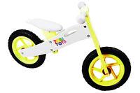 TOBI TOYS KIDs WOODEN BALANCE BIKE/ running bike / first bike etc RRP £60