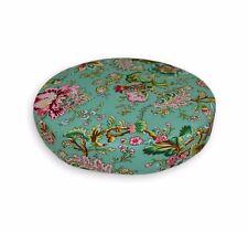 lf338r Fuschia Pink Brown Yellow Green High Quality Cotton 3DRound Cushion Cover