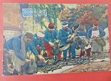 CARTE POSTALE PUBLICITAIRE  1915   DUBONNET    VEILLE DE NOEL SUR LE FRONT