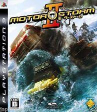 Used PS3 MotorStorm 2 SONY PLAYSTATION 3 JAPAN JAPANESE IMPORT
