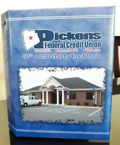 Pickens, South Carolina Federal Credit Union 50th Anniversary Cook Book