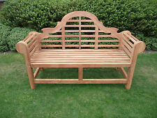 TOP QUALITY EXTRA THICK 1.67 METRE LUTYENS CLASSIC BENCH PATIO GARDEN FURNITURE