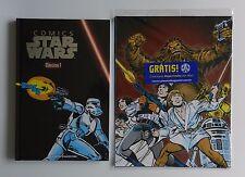 Star Wars Comics Planeta Deagostini Classics 1St Issue Brazilian Edition ! Rare