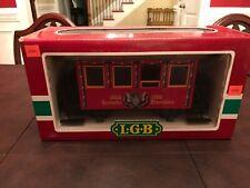 Lgb #3150 150th Anniversary Deutsche Gisenbahn Passenger Car. New In Box.