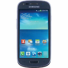 SAMSUNG GALAXY S3 SM-G730A 4G LTE MINI BLUE UNLOCKED GSM SMARTPHONE DEMO UNIT