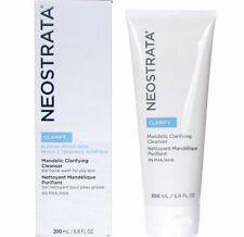 NeoStrata Clarify Mandelic Clarifying Cleanser 4% Pha/Aha Gel Facial Wash 6.8 oz