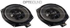 Vibe Optisound BMW 5 Series F10 Car Audio Underseat Subwoofers Upgrade 1 PAIR