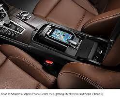 BMW Genuine I Phone 6 Cradle Connect Universal Lightning (VIN Req.) 84212365786