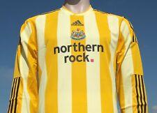 BNWT Rare Newcastle United 09-10 Player Issue Away Long Sleeve Shirt XL