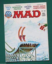 MAD Magazine Number 192. British Edition. 1977