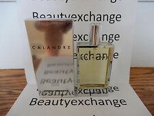Calandre Paco Rabanne Perfume Eau De Toilette Spray 1.7 oz Boxed