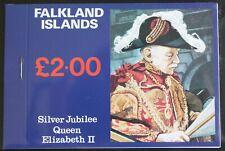 Falklands Islands – 1977 Silver Jubilee Booklet – UM (MNH) (Se1)