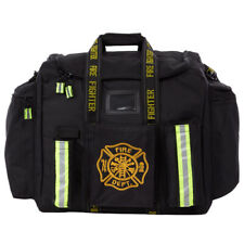 Maltese Cross Thin Red Line Rigid Padded Step In Turnout Gear Bag