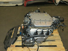 JDM 00-02 Honda Accord V6 3.0L Sohc Vtec Engine Coil Pack Motor Only, J30A1